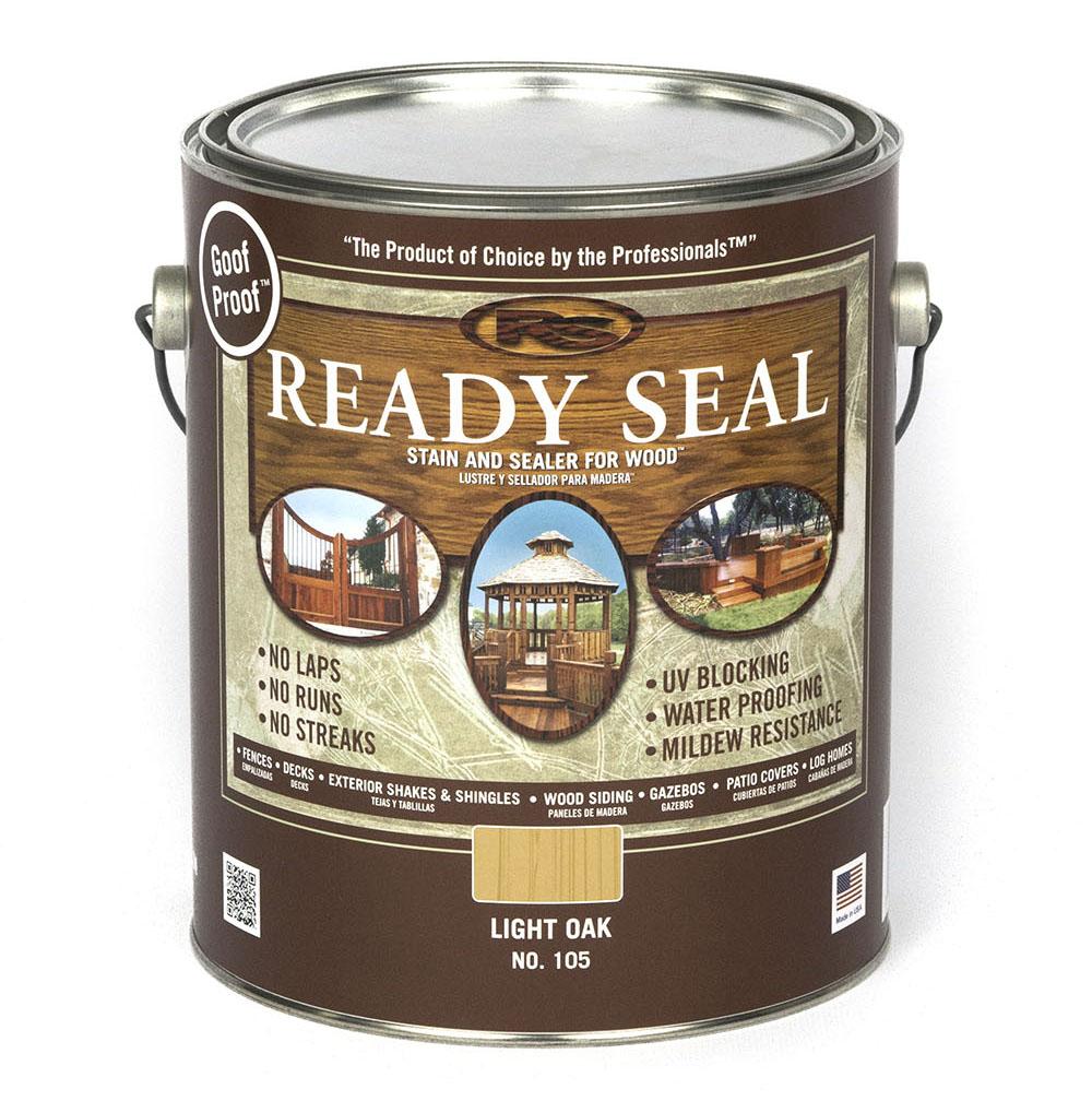 Ready Seal 1 Gallon Ready Seal